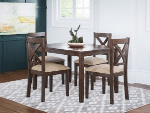 Walnut Creek 5 Pack Dining Set