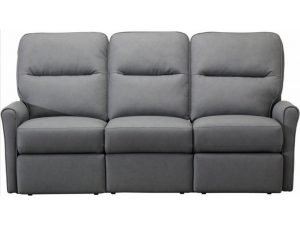 Power Reclining Sofa Dancer Grey