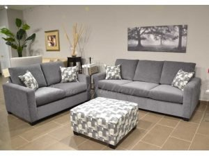 Loveseat Brian Midnight