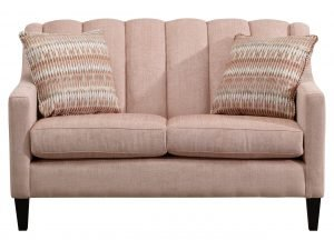 Loveseat April Analogy Blush