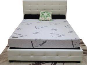 """Sleep-In Eco Gel 8"""" Roll Pack Queen Mattress"""