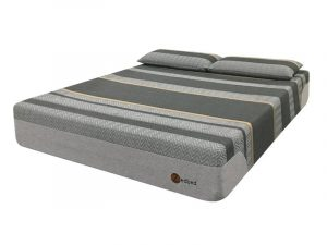 Zedbed Adjust Copper VX w/ Micro Coils Queen Mattress